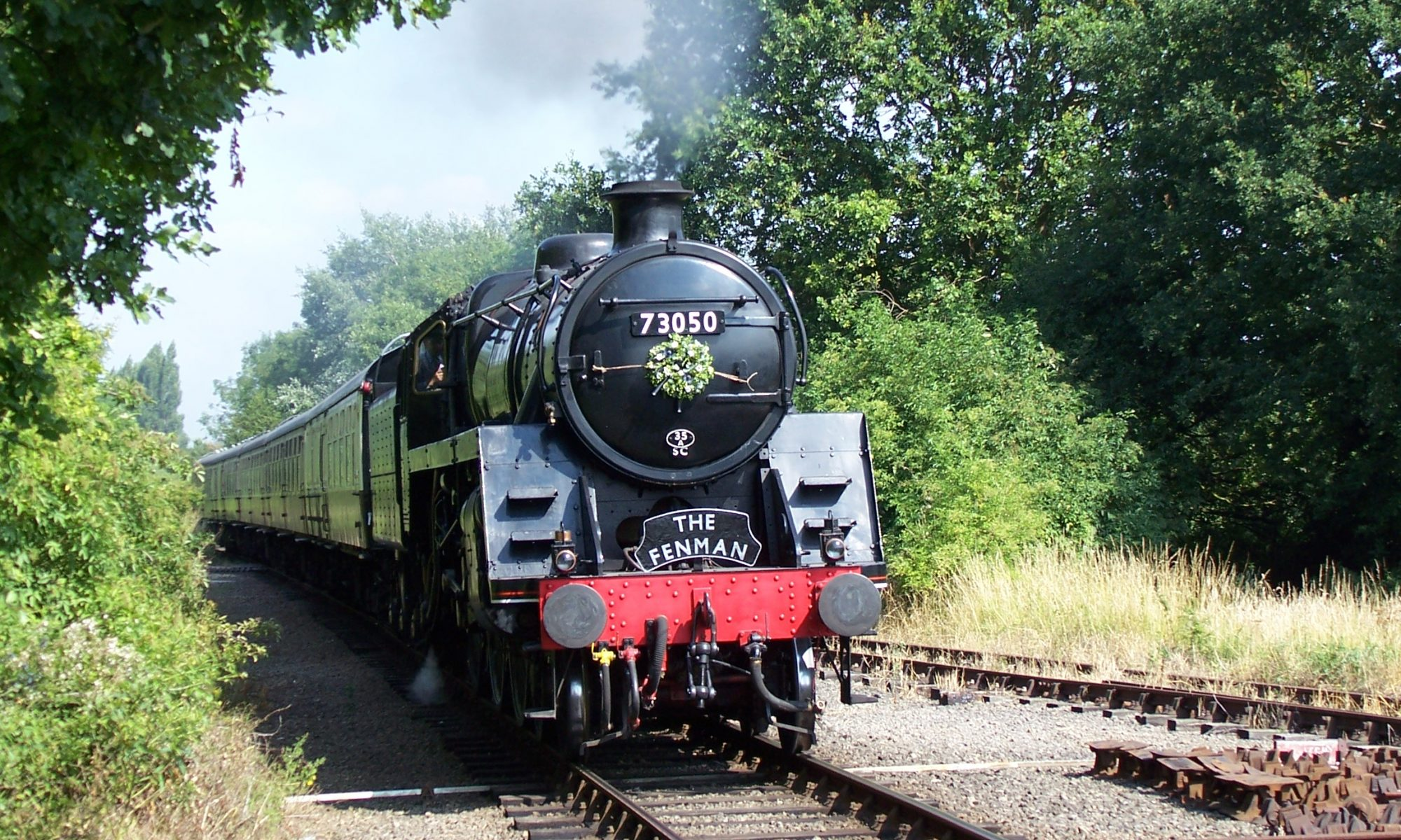 The Nene Valley Railway Blog.